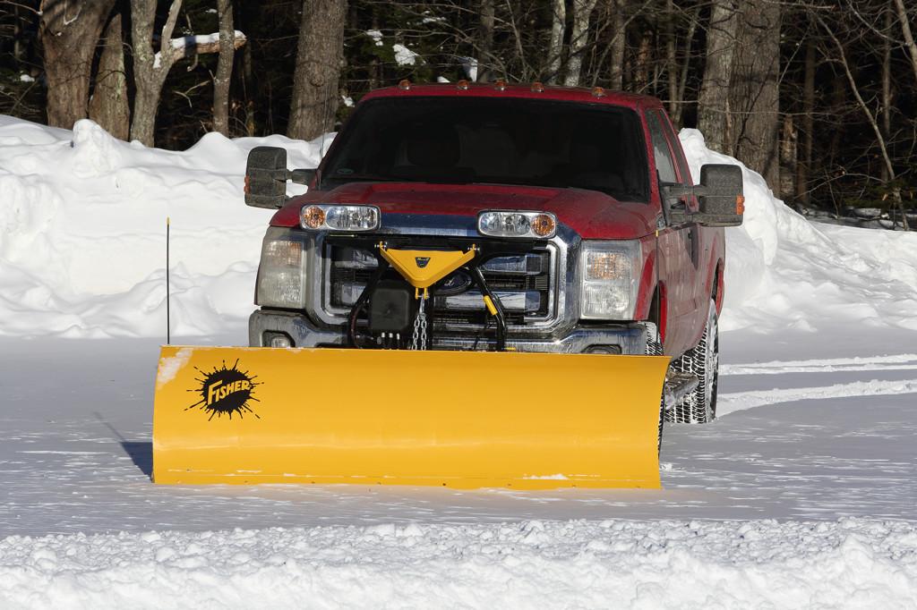 HD Series Snow Plow | NJ Snowplows | Western & Fisher Snowplows & Salt Spreaders