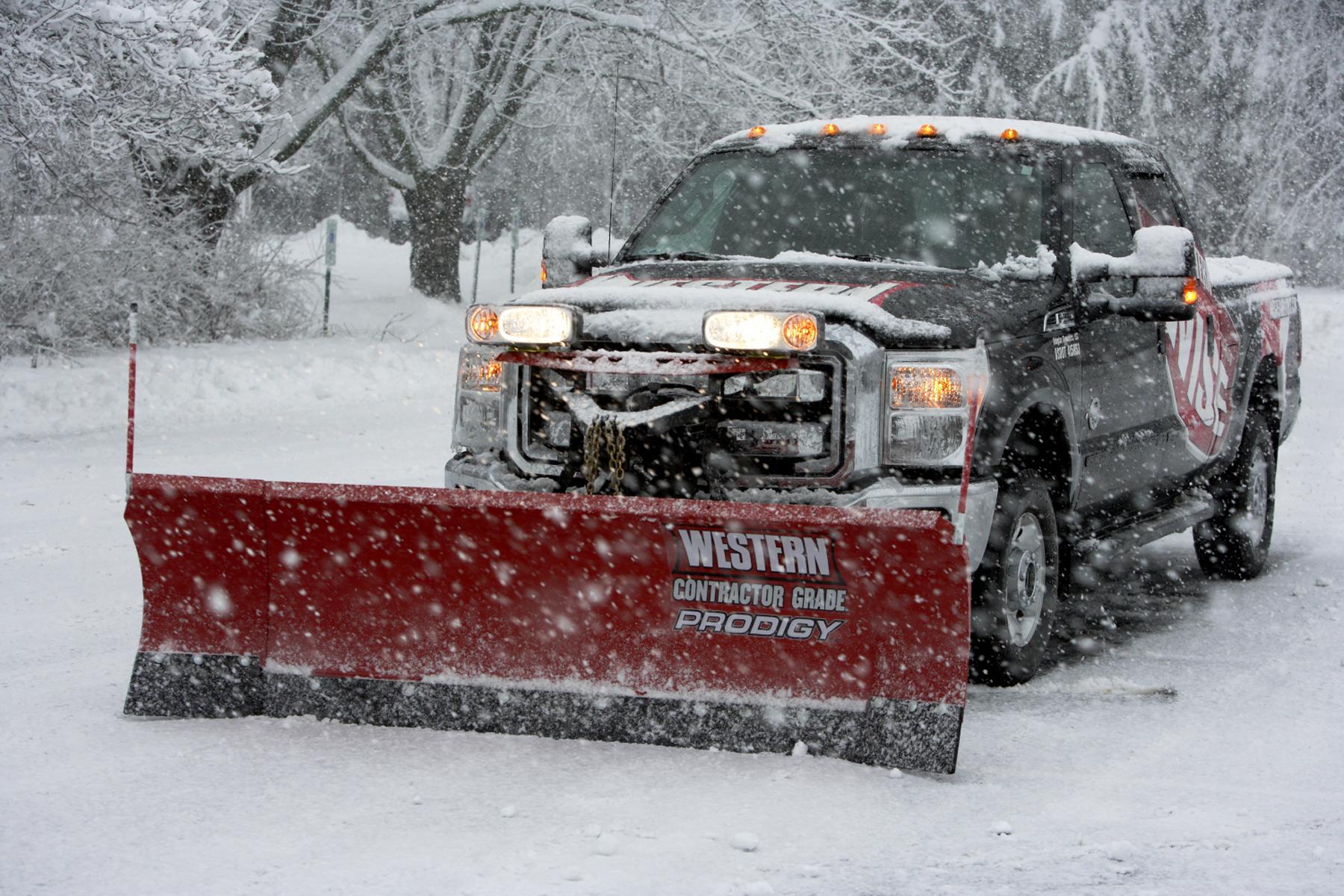 PRODIGY™ Multi-Position Wing Plow | NJ Snowplows | Western & Fisher Snowplows & Salt Spreaders