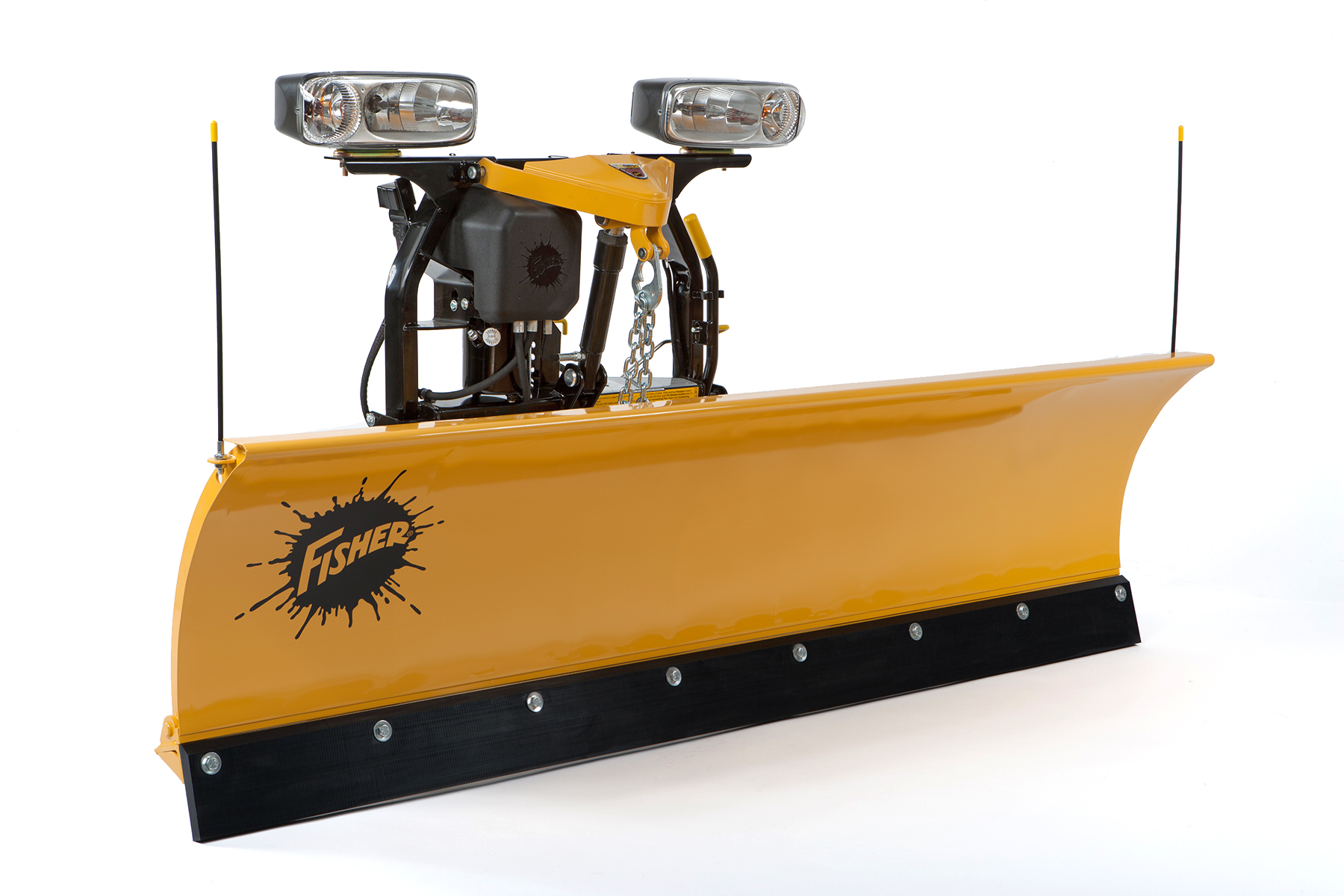 Fisher Plow Controller : Sd series snow plow nj snowplows western fisher